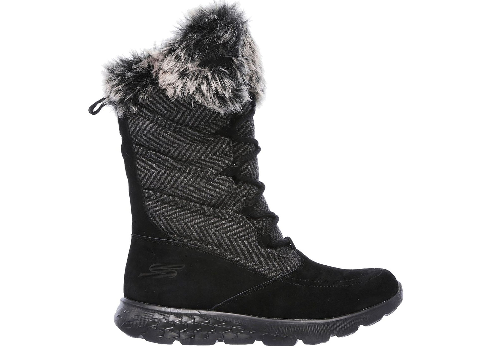 2dc374f56c4 Skechers On the GO 400 Glacial 2.0 Womens Waterproof Boots