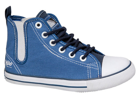 Mossimo Noah Kids Hi Top Canvas Fashion Sneakers