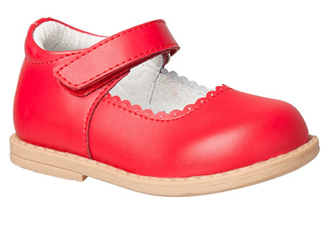 Grosby Mousey Kids Mary Jane Comfortable Shoes