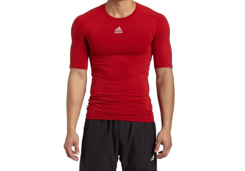 Adidas Mens Techfit Compression Top