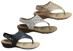 Modare Ultraconforto Welsh Womens Comfortable Sandals Made In Brazil