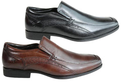 Ferricelli Craig Mens Wave Memory Comfort Technology Dress Shoes