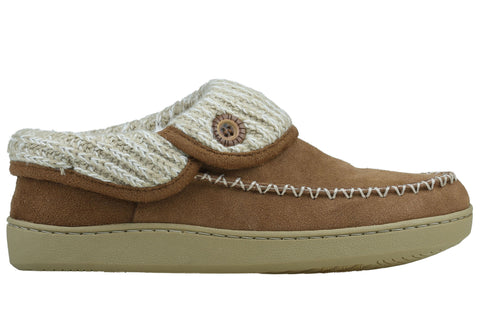 Planet Shoes Dusty Womens Comfortable Indoor Slippers With Support