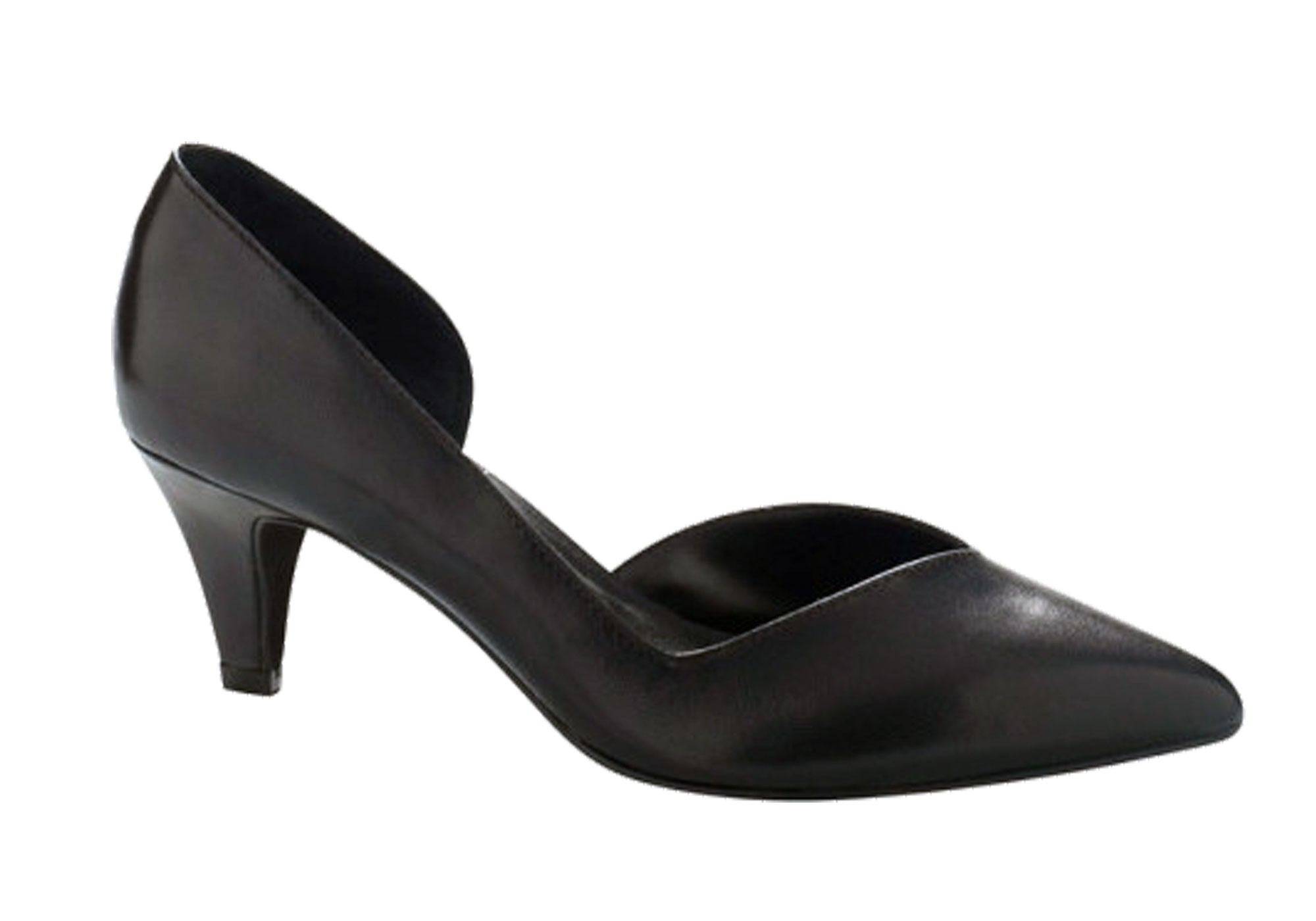 Rmk Zimmie Womens Leather Medium Heel Pumps