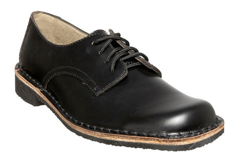 Harrison Iowa Senior and Youths Leather School Shoes