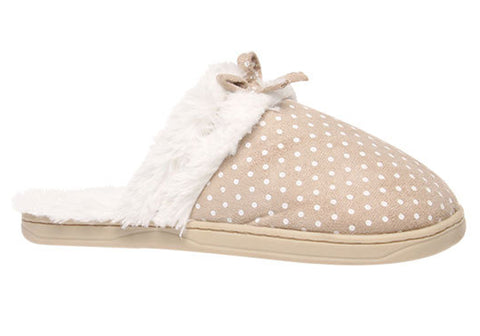 Grosby Womens Invisible Imogen Slip On Slippers