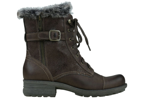 Planet Shoes Pinto Womens Fashion Leather Boots