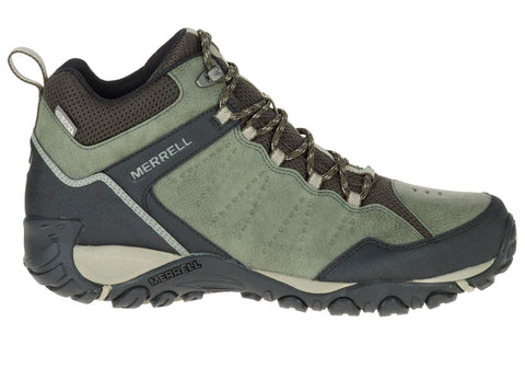Merrell Mens Concordia Mid Waterproof Hiking Boots