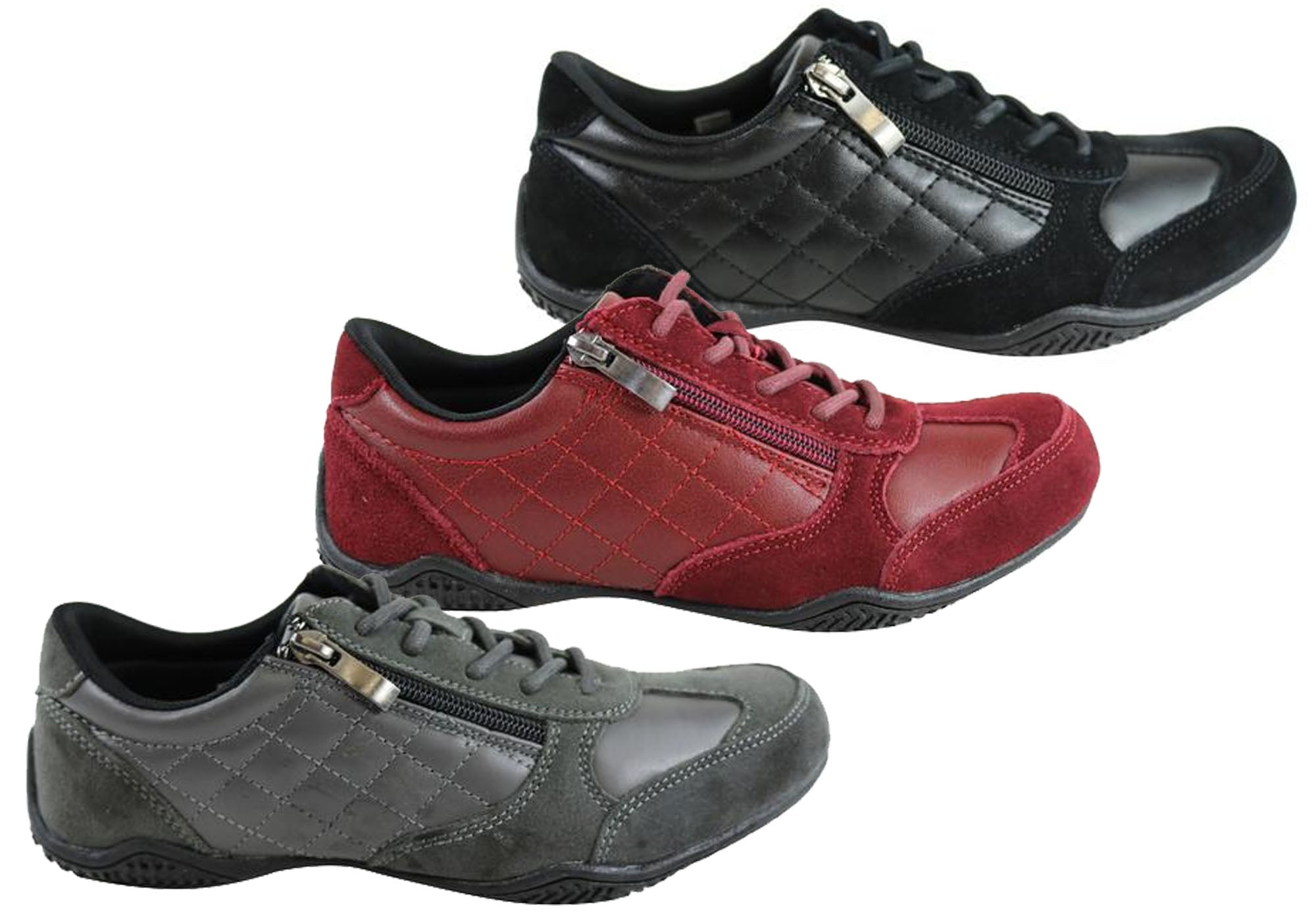 4a7a437a43284 Details about NEW SCHOLL ORTHAHEEL QUANTUM WOMENS COMFORT SUPPORTIVE FLAT  CASUAL SHOES