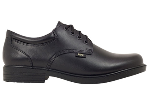 ROC Report Senior Boys/Mens Leather Shoes