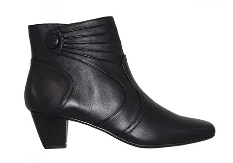 Hush Puppies Tilly Womens Leather Ankle Boots