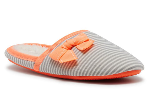 Grosby Cruise Womens Open Back Indoor Slippers
