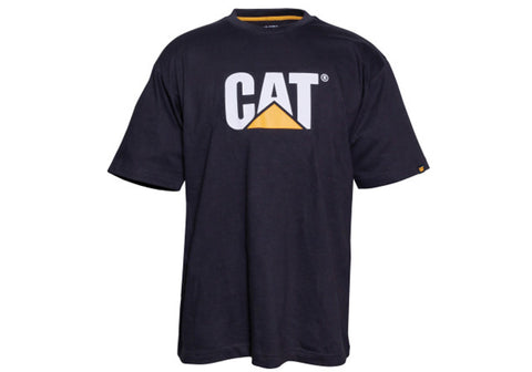 Caterpillar Mens TM Logo Tee Short Sleeve TShirt Top