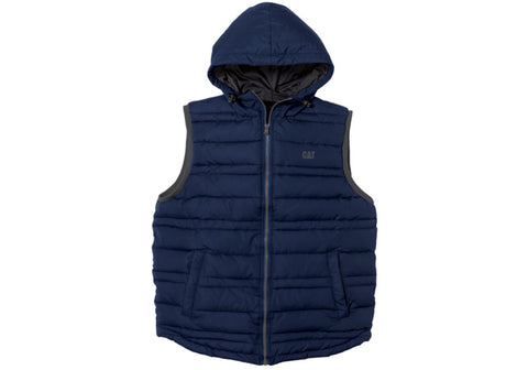Caterpillar Mens Comfortable Durable Logo Vest