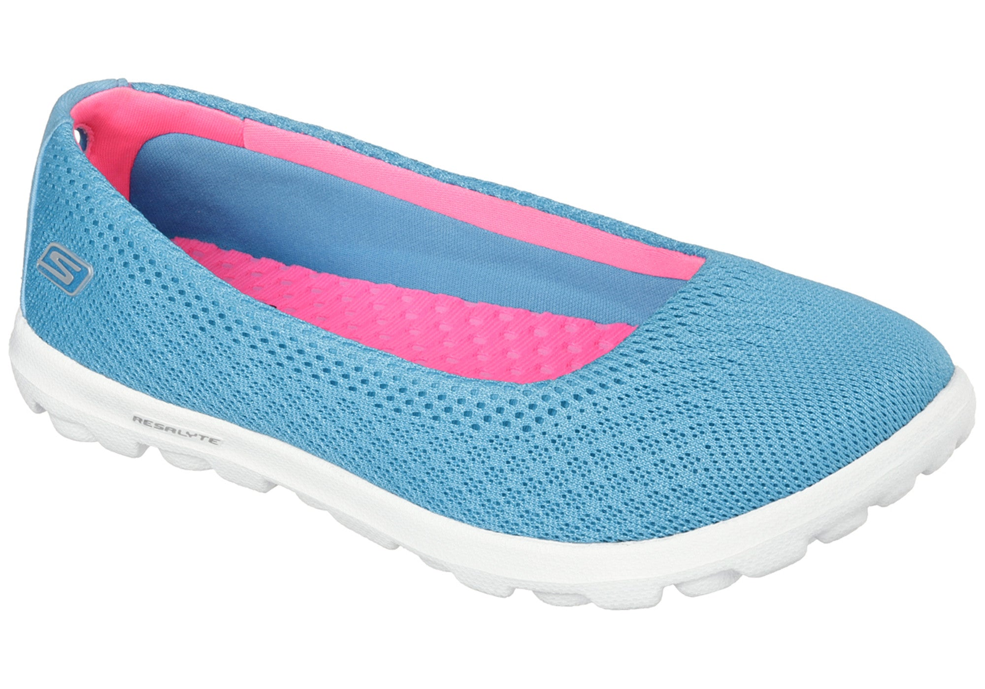 Skechers The Go Ritz Womens Lightweight Casual Shoes