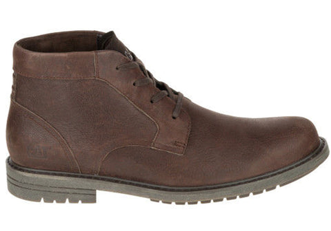 Caterpillar Brock Mens Comfortable Leather Boots