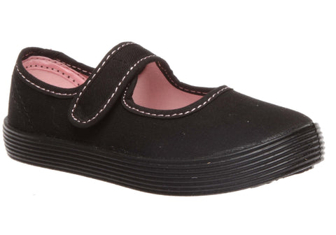 Grosby Grace Girls Mary Jane Strap Shoes