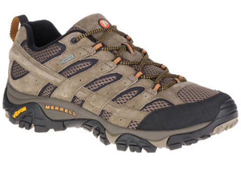 Merrell Moab 2 Leather GTX Waterproof Mens Hiking Shoes