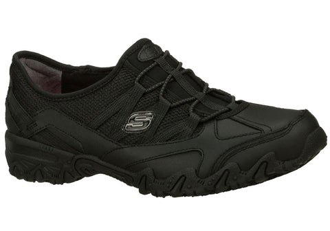 Skechers Womens Compulsions Indulgent Work Shoes