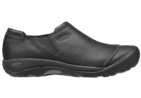 Keen Austin Slip On Mens Leather Comfortable Wide Fit Shoes