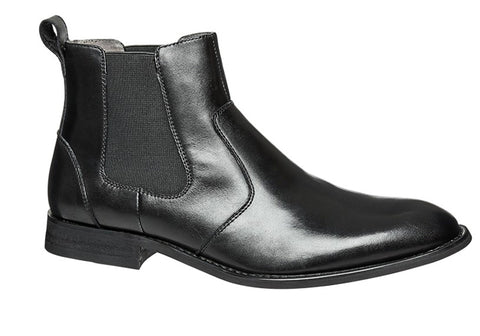 Julius Marlow Harry Mens Leather Pull On Comfortable Dress Boots