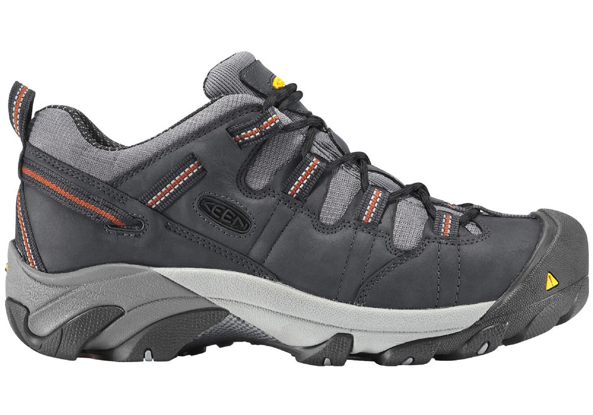 0ca2d704fa9 Keen Detroit Low Mens Steel Toe Lace Up Wide Fit | Brand House Direct