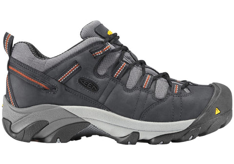 Keen Detroit Low Mens Steel Toe Lace Up Wide Fit