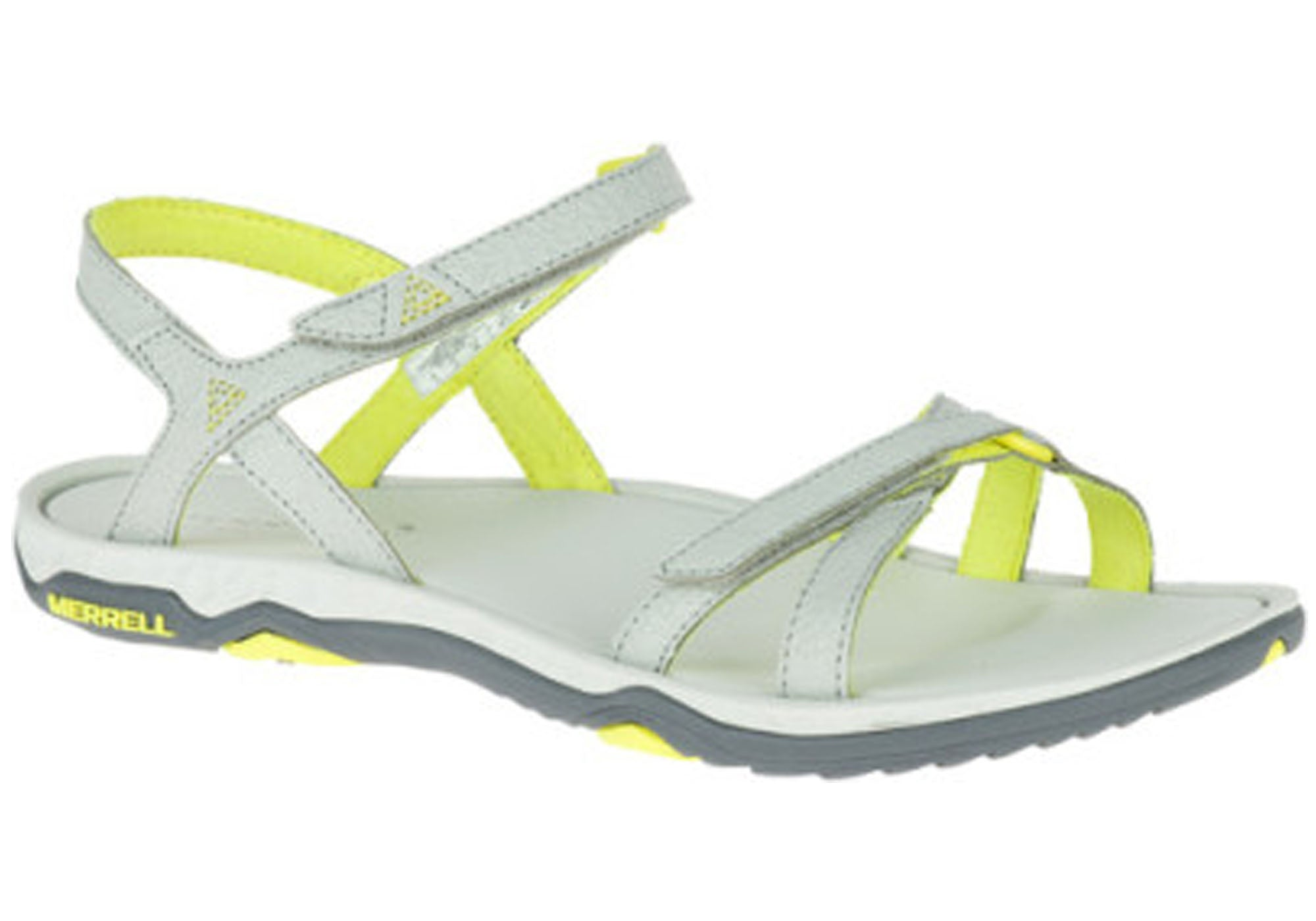8ed3bea46e19 Details about Merrell Womens Enoki 2 Strap Comfortable Flat Sandals