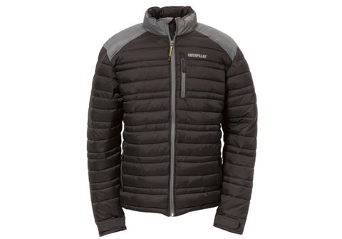 Caterpillar Mens Defender Insulated Zip Up Jacket