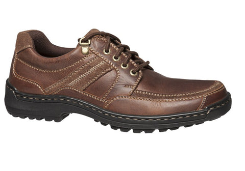 Hush Puppies Albatross Mens Comfortable Wide Fit Shoes