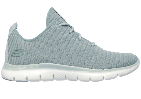 Skechers Womens Flex Appeal 2.0 Estates Comfortable Memory Foam Shoes
