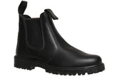 Grosby Rustle Kids/Youths Leather Boots