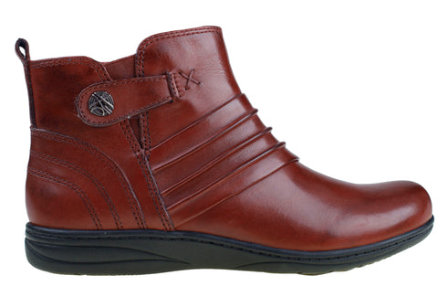 Planet Shoes Huron Womens Comfort Ankle Boots