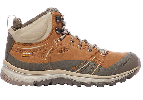 Keen Terradora Leather Mid Waterproof Womens Comfort Hiking Boots
