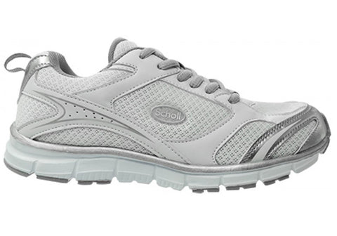 Scholl Orthaheel Ultra Walker Womens Supportive Comfort Walking Shoes