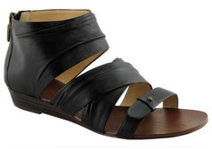 Boutique 9 Gilla by Nine West Womens Leather Sandals
