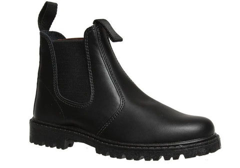 Grosby Rustle Womens Leather Ankle Boots