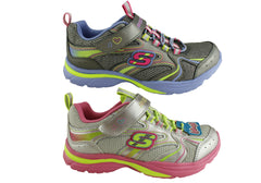 Skechers Lite Kicks Sprinterz Kids Sneakers Sport Shoes
