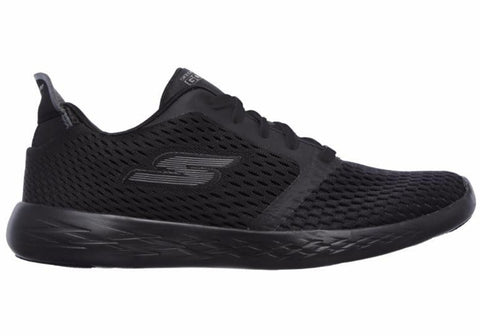 Skechers Womens Go Run 600 Refine Womens Lightweight Trainer Shoes