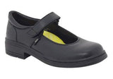 ROC Lark Younger Girls/Kids School Shoes
