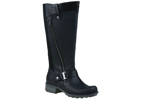 Planet Shoes Pearch Womens Leather Knee High Boots