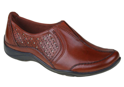 Planet Shoes Sage Womens Comfy Leather Shoes
