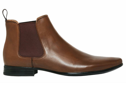 Windsor Smith Rangger Mens Comfortable Leather Chelsea Dress Boots