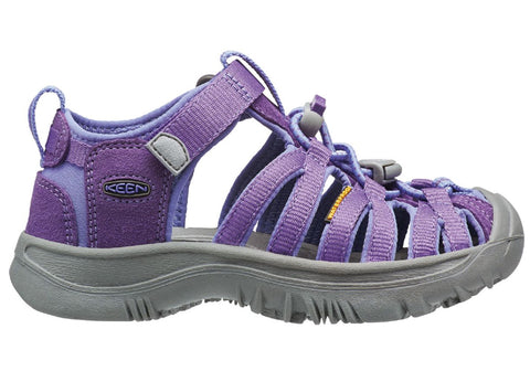 Keen Whisper Kids/Youths Girls Closed Toe Sandals
