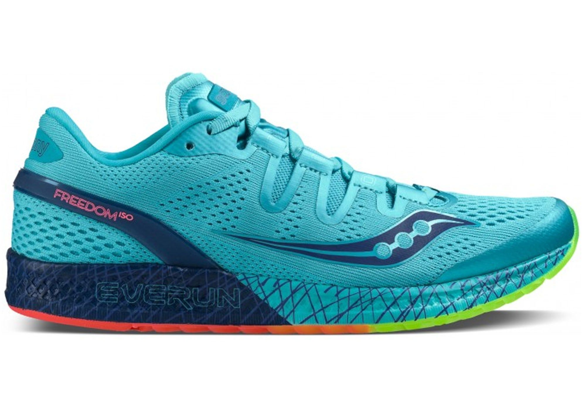 saucony cushioned running shoes