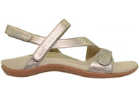 Scholl Orthaheel Aubrey Womens Comfortable Sandals With Support