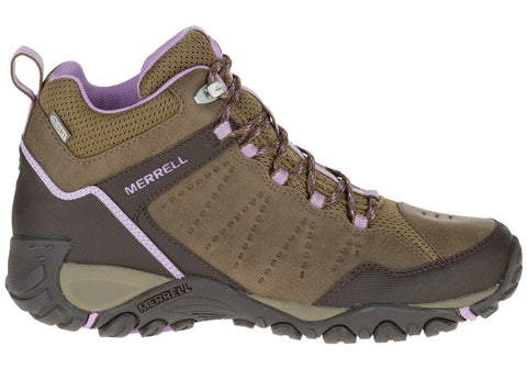 Merrell Womens Concordia Mid Waterproof Hiking Boots