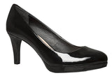 Hush Puppies Paige Womens Patent Leather Heels