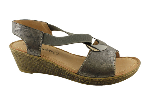 Comfort Leisure Wira Womens Comfort Sandals