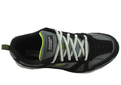 Skechers Reflex Mens Comfortable Lace Up Shoes